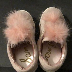 Light Pink Sam Edelman casual shoes-toddler girls